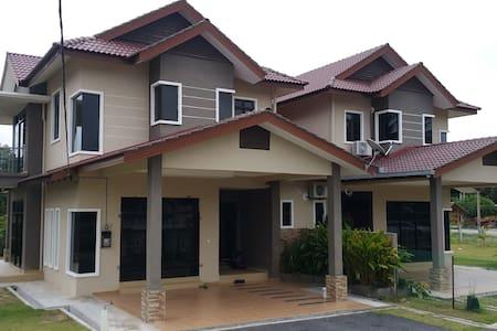 Ikhwah Homestay @ Batu Rakit - Kuala Terengganu - Ház