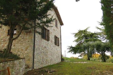 Casale Collisanti... una vacanza di relax - Massa Martana - Haus