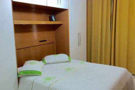 Apartamento confortável - Apartamento