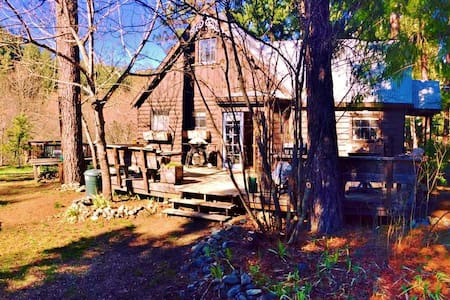 Adorable Fishing Paradise on the Mad River (B&B) - Mad River - House