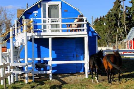 DannyGlen Mànas -Rustic Beach House - Loft