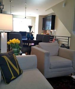 Private Suite - Roofdeck & Garden - Haus