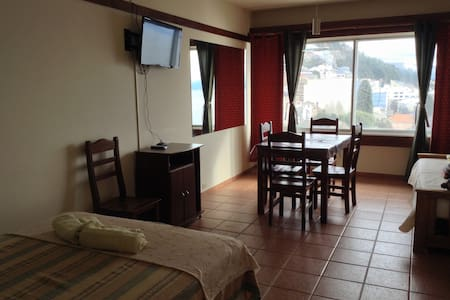 Studio, lake view - San Carlos de Bariloche - Apartment