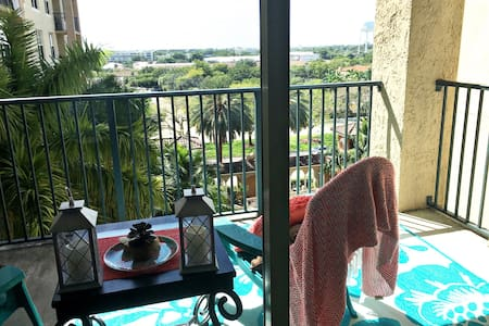 Luxury Downtown HighRise Best Price - Boca Raton - Lakás
