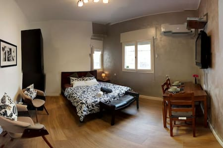 Tel-Aviv Supreme @CityCenter #StudioApartment - Appartement