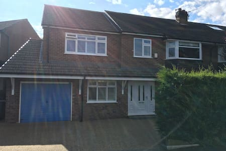 Large 4 bed family home - Casa