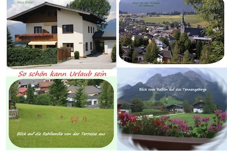 "Apartment ""Abtenau"" Haus Dreier - Lakás"