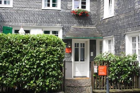 Luxuriöse Wohnung mit Whirlpool, free WiFi - Solingen