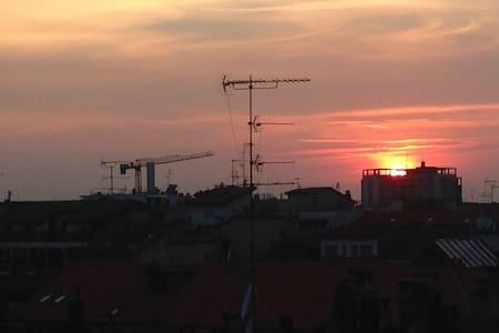 MILAN - Attico ultimo piano - Centro storico - Milano - Loft