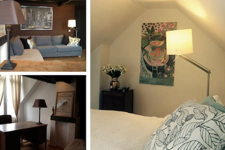Cosy duplex in Antwerp - Anvers - Appartement