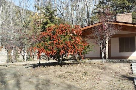 Villa El Refugio, en la Precordillera Mendocina - Potrerillos