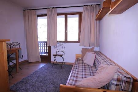 Champagny en Vanoise Studio - Champagny-en-Vanoise - Apartment