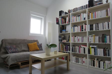 Appartement lumineux à Lille/Wazemmes - Lilla - Appartamento