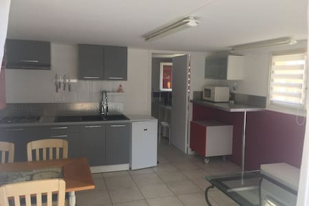Appartement tout équipé et piscine - Apartamento