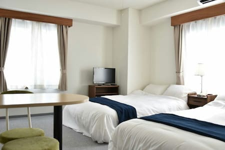 Great location 2min from station! Central Yokohama - Naka Ward, Yokohama - Apartament