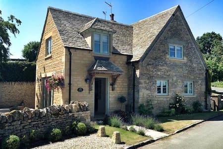 Longborough Cottage, Stow. - Gloucestershire - Casa