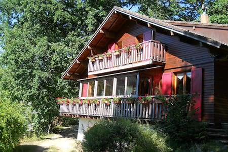 Le chalet vosgien - Bed & Breakfast