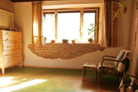 Peaceful home in a nature garden - Ház