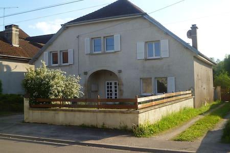La Maison d'Odile chambres d'hôtes - Beaujeu-Saint-Vallier-Pierrejux-et-Quitteur - Oda + Kahvaltı