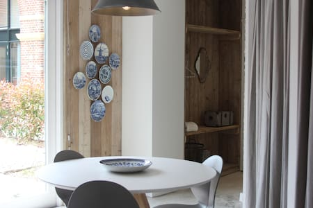 Renovated farm's Barn B&B - Klimmen - Condominium