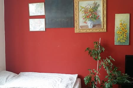 Original Flat 10min. walk from Prague Castle - Apartmen