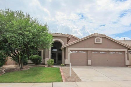 Executive Home on Golf Course/Lakes - Goodyear - Haus