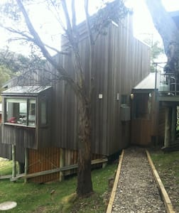 "Riverside Cabin 23 ""Fuxhutte"" - Kosciuszko National Park"