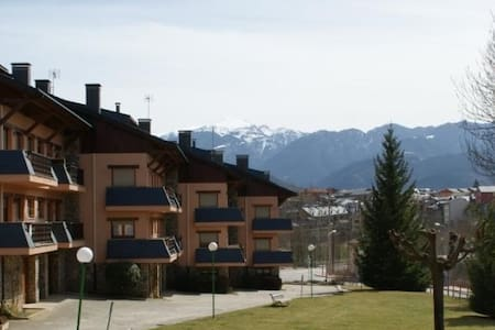 Bellver de Cerdanya - Appartement