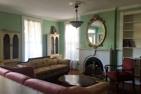 Historic, victorian, 4 bdrm. 3 bath - House