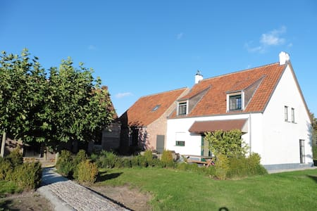 Farm Scardauw, nearby Bruges and the Sea - Damme - Villa