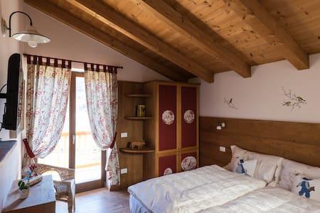 Maso Scricciolo, Room Tina - Bed & Breakfast