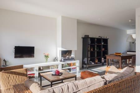 A spacious, comfortable family home