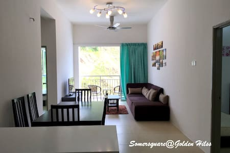 Wanderers' Home, Cameron Highlands@Golden Hills - Apartament