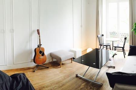 T2 charmant plein coeur Paris 40m2 - Paris - Lägenhet