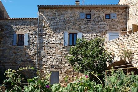 Le Bragalou, maison cévenole entièrement rénovée - Orgnac-l'Aven - Rumah