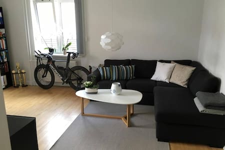 Luxury apartment close to the heart of Odense - Huoneisto