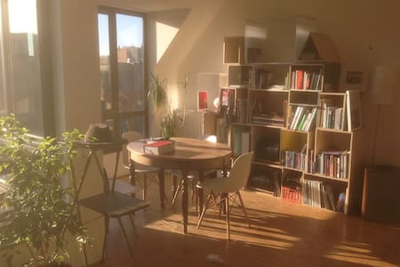 Bright and central appartment in Brussels - Lakás