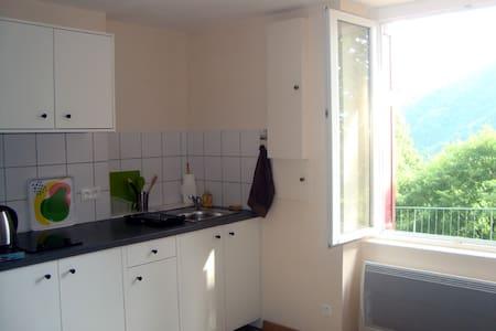 Studio indépendant dans maison à Rochetaillée - Apartment