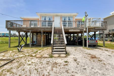 3BR Dauphin Island Cottage - Altro
