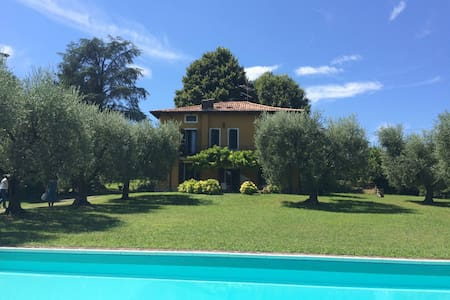 Amazing private suite in country villa Arilù - Padenghe Sul Garda