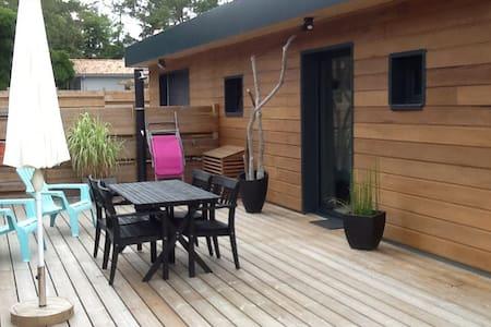 Logement neuf et cosy derrière la dune - Labenne - Apartment