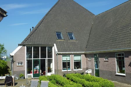 B&B De Koegang - King Suite - Bed & Breakfast