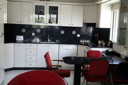 Large and Beautiful two level apartment with view - Petah Tikva