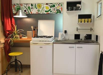 Vrijstaand appartement in natuurlijke omgeving - Oosterhout - Wohnung