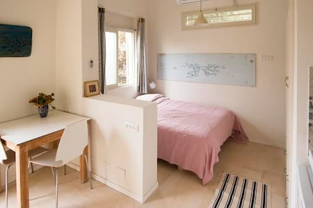 Beautiful studio 50 m from beach - Haifa - Apartment