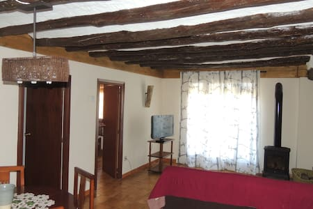 Casa Jordán - Sierra de Guara - Adahuesca - Hus