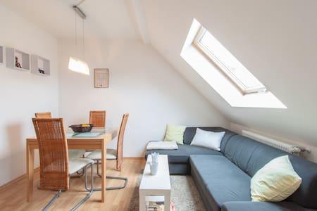 Stilvolle Wohnung Nähe Innenstadt - Lägenhet