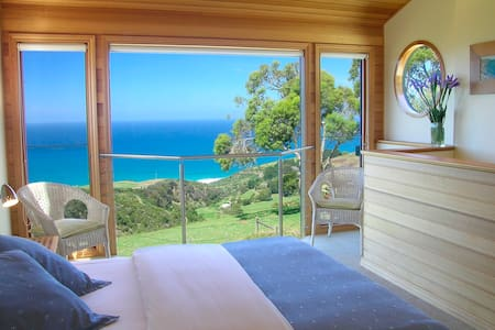 A Room with a View B&B's - Boathouse! - Wongarra - Bed & Breakfast