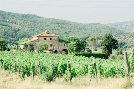ORGANIC FARM HOLIDAY CHIANTI HILLS - Bed & Breakfast