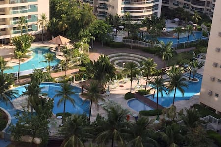 Condomínio resort - Rio de Janeiro - Apartment